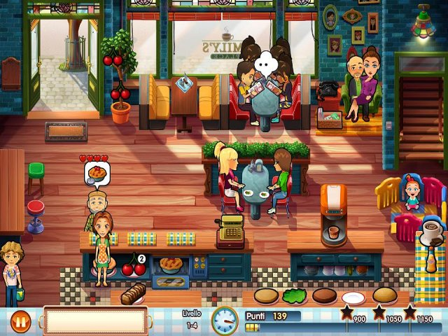 Screenshot del gioco  «Delicious - Emily's New Beginning. Premium Edition» № 3