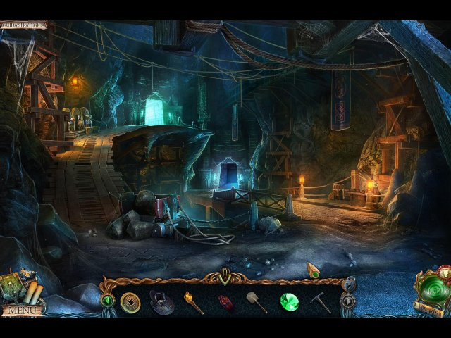 Screenshot del gioco  «Lost Lands. Dark Overlord. Collector's Edition» № 2