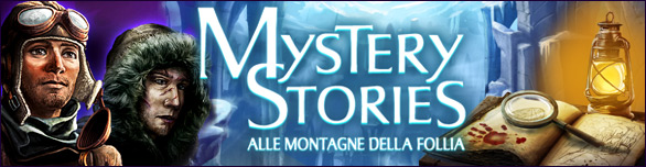 Mystery Stories – Le Montagne Della Follia