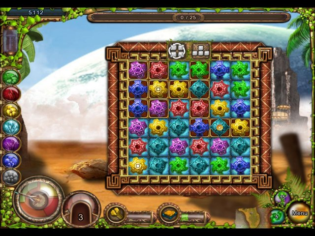 Screenshot del gioco  «Akhra: The Treasures» № 2