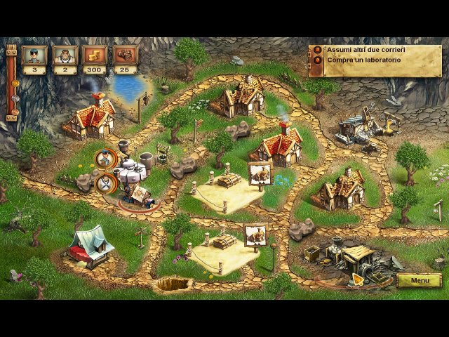 Screenshot del gioco  «Meridian: Age of Invention» № 3