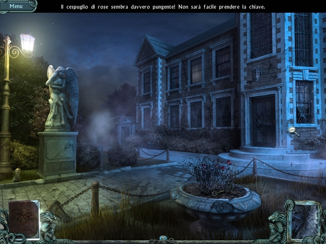 Screenshot del gioco  «Twisted Lands: La città delle ombre Collector's Edition» № 6