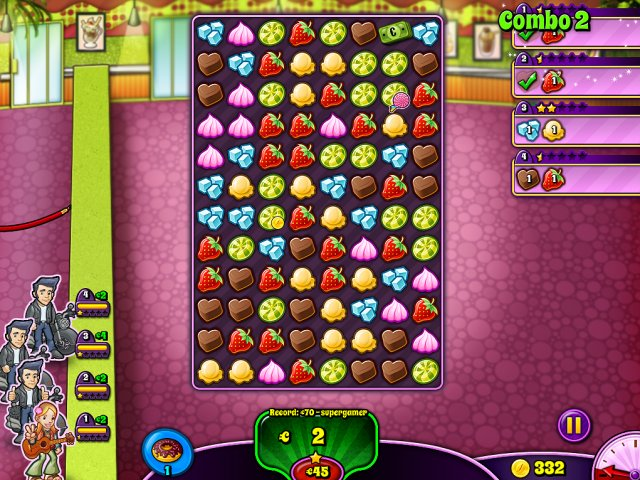 Screenshot del gioco  «Sweet Shop Rush» № 4