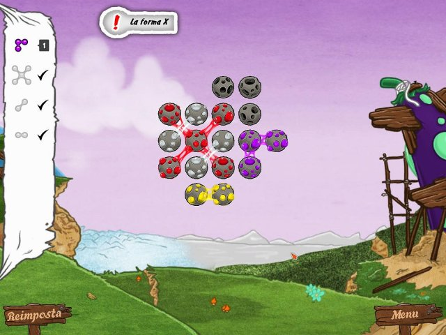 Screenshot del gioco  «Astroslugs» № 3