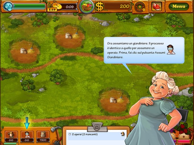 Screenshot del gioco  «Fruits Inc.» № 5