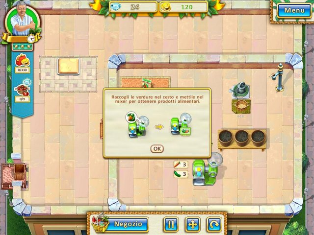 Screenshot del gioco  «Sky High Farm» № 4