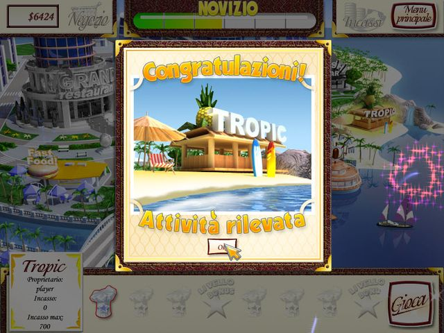 Screenshot del gioco  «Gourmania» № 4