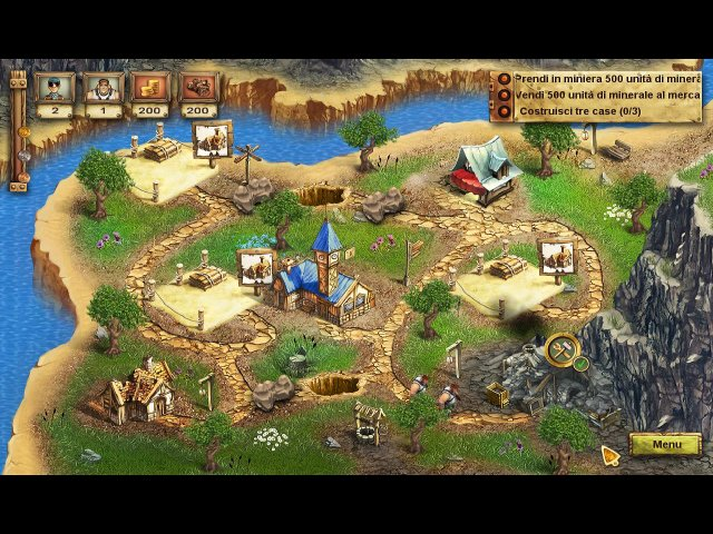 Screenshot del gioco  «Meridian: Age of Invention» № 1