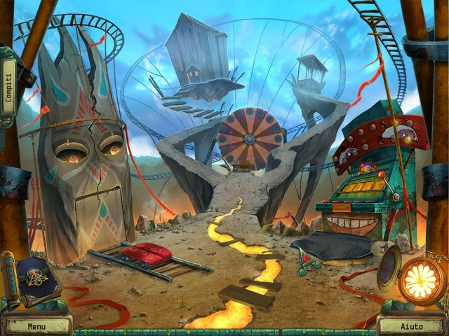 Screenshot del gioco  «Mexicana: Deadly Holiday» № 3