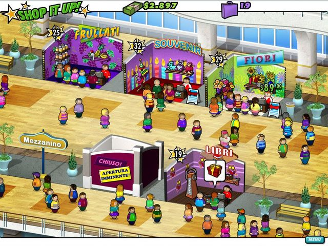 Screenshot del gioco  «Shop It Up!» № 1