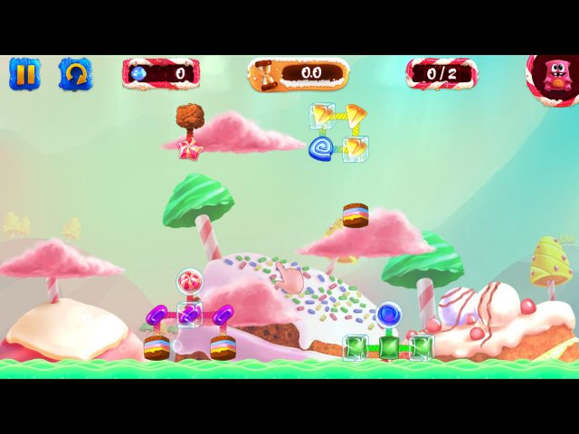 Screenshot del gioco  «Sweet'n'Roll» № 4