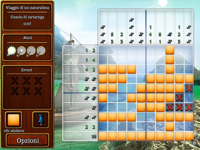 Screenshot del gioco  «World Mosaics 7» № 4