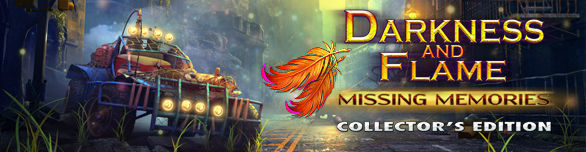 Darkness and Flame: Missing Memories. Collector's Edition