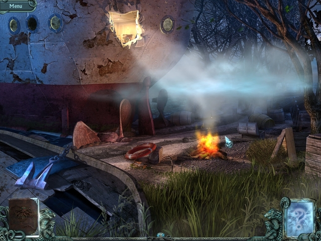 Screenshot del gioco  «Twisted Lands: La città delle ombre Collector's Edition» № 1