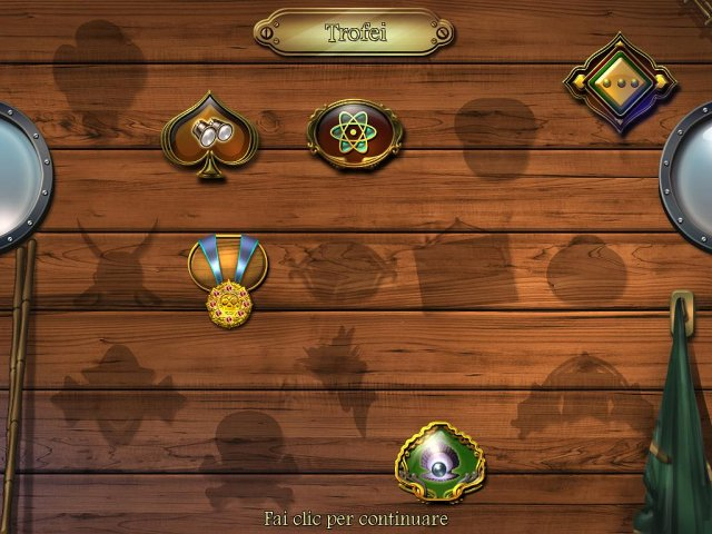 Screenshot del gioco  «Arizona Rose and The Pirates' Riddles» № 5