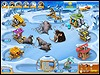 Screenshot del gioco  «Farm Frenzy 3: Ice Age» № 1