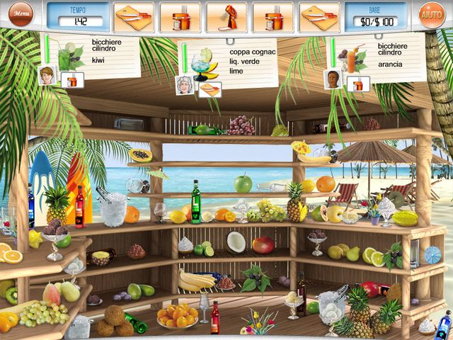 Screenshot del gioco  «Gourmania» № 5