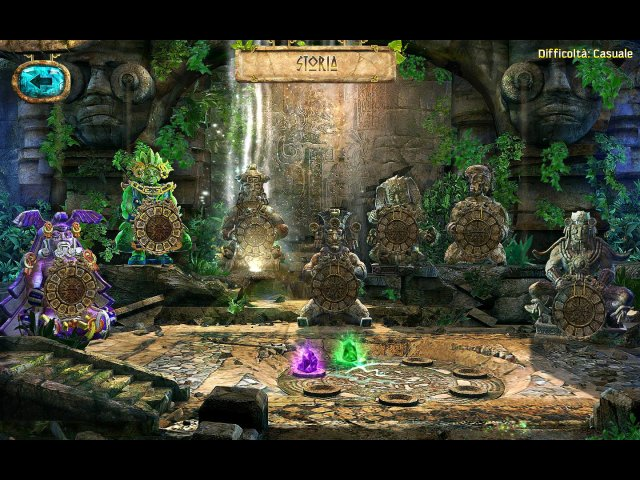 Screenshot del gioco  «The Treasures of Montezuma 4» № 2