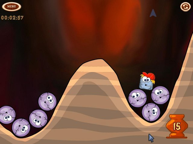 Screenshot del gioco  «Pebbles» № 4